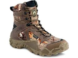 "Irish Setter VaprTrek 8"" Waterproof Uninsulated Hunting Boots Nylon and Leather Realtree Xtra Men..."