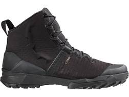 "Under Armour UA Infil GTX 7"" Waterproof Tactical Boots Leather and Nylon Black Men's"