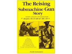 """Resing Submachine Gun Story"" Book by Frank Iannamico"