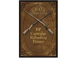 """SPG Lubricants BP Cartridge Reloading Primer"" Book by Mike Venturino and Steve Garbe - Blemished"