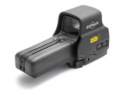 EOTech 518.A65 Holographic Weapon Sight 65 MOA Circle with 1 MOA Dot Reticle Matte AA Battery with Quick Detachable Base