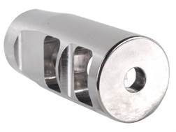 "JP Enterprises Bennie Cooley TactiCal Muzzle Brake 223 Caliber 1/2""-28 Thread .875"" Outside Diameter Stainless Steel"