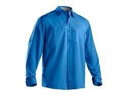 Under Armour Men's UA Flats Guide Long Sleeve Shirt Polyester