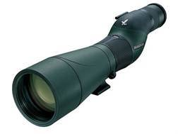 Swarovski STS-80 HD Spotting Scope 80mm Straight Body Armored Green