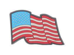 """Maxpedition Star Spangled Banner PVC Patch Full Color 3"""" x 2"""""""