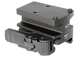 Midwest Industries QD Trijicon RMR Lower 1/3 Mount Picatinny-Style Matte