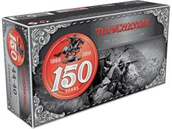 Winchester 150th Anniversary Ammunition 44-40 WCF 200 Grain Power-Point