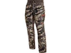 Under Armour Men's Ayton Fleece Pants Polyester Mossy Oak Treestand Camo