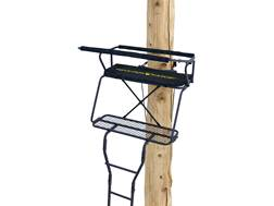 Rivers Edge Standard 2-Man Double Ladder Treestand Steel