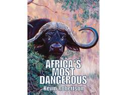 """Africa's Most Dangerous: The Southern Buffalo (Syncerus caffer caffer)"" by Kevin Robertson"