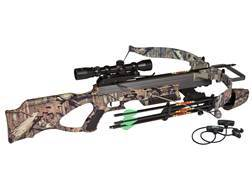 Excalibur Matrix 330 Crossbow Package with Vari-Zone Scope Mossy Oak Break-Up Infinity Camo