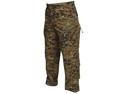"Tru-Spec T.R.U. Pants Polyester Cotton Ripstop Woodland Digital Camo XL Long 39"" to 43"" Waist 32-1/2"" to 35-1/2"" Inseam"