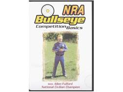 "Gun Video ""NRA Bullseye Competition Basics"" DVD"