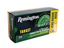 Remington Target Ammunition 44 Special 246 Grain Lead Round Nose Box of 50
