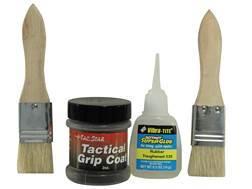 TacStar Tuffcoat Tactical Grip Coating Kit Rubber Black