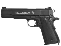 Colt Commander Air Pistol 177 Caliber BB Black Factory Reconditioned