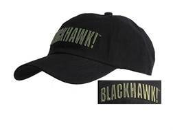 BlackHawk Cap Cotton Black