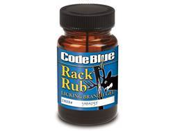 Code Blue Rack Rub Deer Scent Gel 2 oz