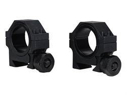 """Barska 30mm Heavy Duty Tactical Weaver-Style Rings with 1"""" Inserts"""