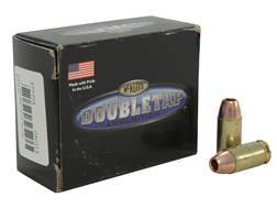 Doubletap Ammunition 450 Short Magnum Cartridge 160 Grain Barnes TAC-XP Hollow Point Lead-Free Box of 20