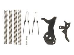Power Custom Montado Hammer and Trigger Kit with Wolf Spring Kit Ruger Single Action Blackhawk, Super Blackhawk, Large and Small Frame Vaquero Blue
