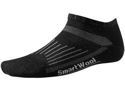 Smartwool Walk Light Micro Socks Wool Blend Black Men's XL (12-14)