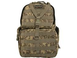 G Outdoors Tactical Range Bag Backpack Digital Camo