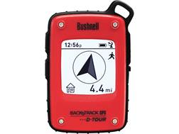 Bushnell Backtrack D-Tour Handheld GPS Red