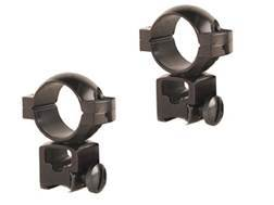 "Tasco Quick-Peep 1"" Ringmount Rimfire, Airgun Gloss"