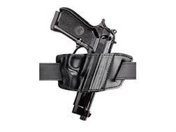 "Safariland 527 Belt Holster Colt Python, Trooper, Ruger GP100, Speed Six, S&W K-Frame, Taurus 66, 669, 689 4"" Barrel Laminate Black"