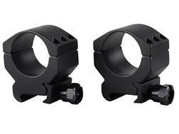 Burris 30mm Xtreme Tactical Picatinny-Style Rings Matte Package of 2