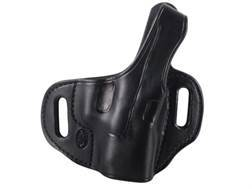 El Paso Saddlery Strongside Select Thumb Break Outside the Waistband Holster Right Hand Glock 26, 27, 33 Leather