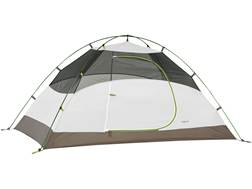"Kelty Salida 2 2 Man Dome Tent 88"" x 55/45"" x 43"" Polyester White and Lime Green"