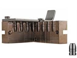 Lyman 4-Cavity Bullet Mold #429667 44 Special, 44 Remington Magnum (430 Diameter) 240 Grain Flat Nose Bevel Base