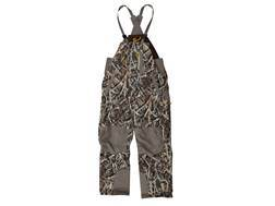 Browning Men's Dirty Bird Waterproof Insulated Bibs Polyester Mossy Oak Shadow Grass Blades Camo 2XL 44-46 Waist
