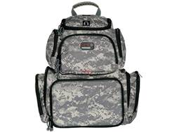 G Outdoors Handgunner Backpack Range Bag Digital Camo