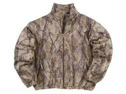 Natural Gear Men's Windproof Fleece Jacket Long Sleeve Polyester