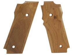 Smith & Wesson Factory Grips Assembly S&W 745 Checkered Walnut