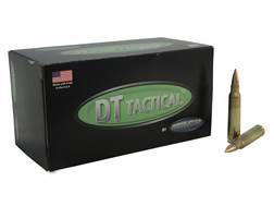Doubletap Ammunition 223 Remington 62 Grain Full Metal Jacket Boat Tail Box of 50