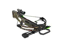 Barnett Quad Edge S Crossbow Package with Scope High Definition Camo