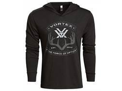 Vortex Optics Men's Vintage Lightweight Hoodie Cotton/Poly Blend