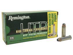 Remington High Terminal Performance Ammunition 357 Magnum 110 Grain Semi-Jacketed Hollow Point Box of 50