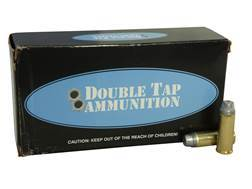 Doubletap Ammunition 45 Colt (Long Colt) +P 255 Grain Keith-Type Semi-Wadcutter Box of 50