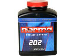Norma 202 Smokeless Gun Powder