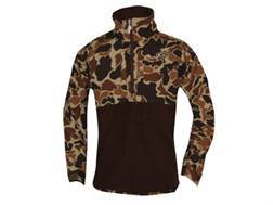 Drake Men's MST Eqwader Plus 1/4 Zip Waterproof Wader Jacket Long Sleeve Polyester