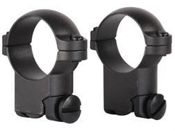 Leupold Ring Mounts Ruger 77