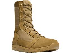 "Danner Tachyon 8"" Tactical Boots Leather and Nylon Coyote Men's 10 D"