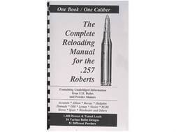 "Loadbooks USA ""257 Roberts"" Reloading Manual"