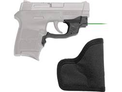Crimson Trace Laserguard Smith & Wesson M&P Bodyguard 380 Laser Polymer Black