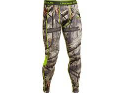 Under Armour Men's ColdGear Infrared Scent Control Base Layer Pants Polyester